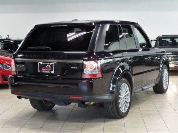 2012 Land Rover Range Rover Sport in Downers Grove, IL