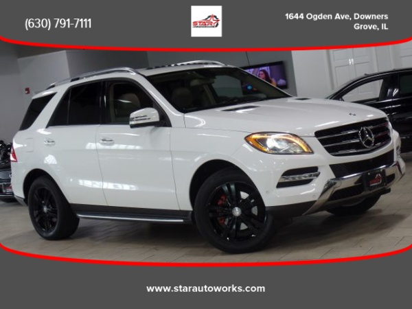 Used Mercedes Benz M Class For Sale In Chicago Il 71