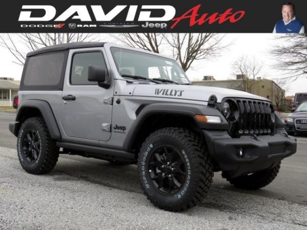 2020 Jeep Wrangler in Glen Mills, PA