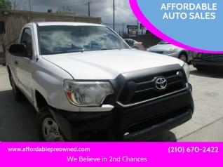 Used 2017 Toyota Tacoma Regular Cab I4 Rwd Automatic For In San Antonio Tx
