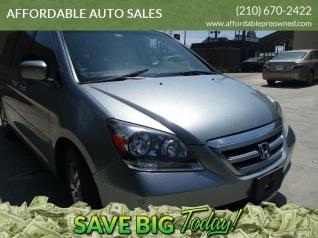 7d14a593f3 2007 Honda Odyssey EX-L for Sale in San Antonio