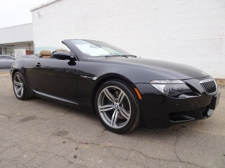 2007 BMW M6 Convertible For Sale In Madison NC