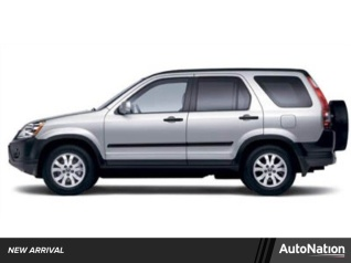 Nice Used 2006 Honda CR V EX 4WD Automatic For Sale In San Jose, CA