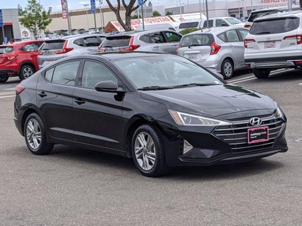 2019 Hyundai Elantra in San Jose, CA