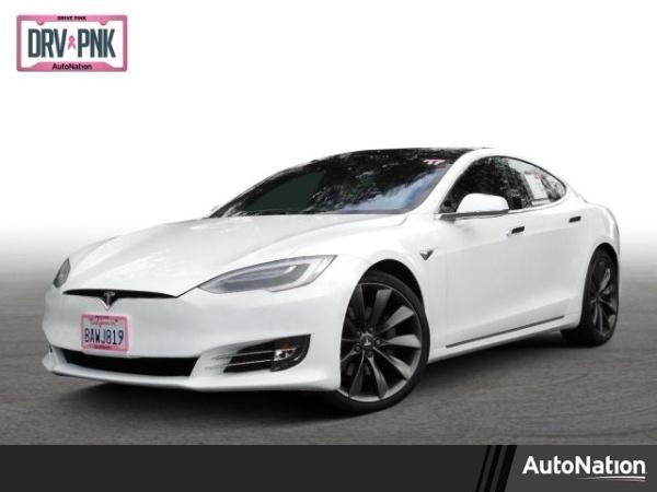 2017 Tesla Model S 100D