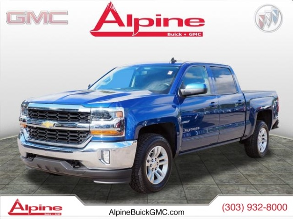 2016 Chevrolet Silverado 1500 in Denver, CO