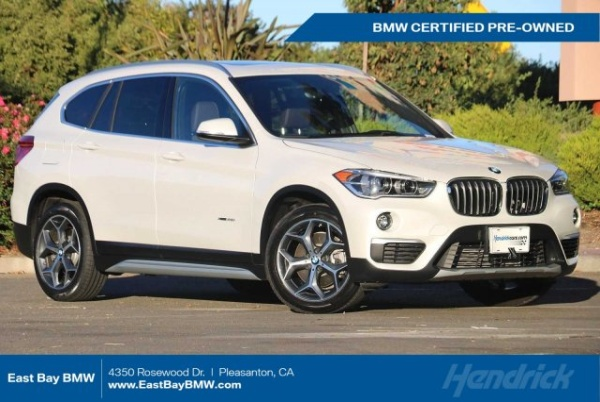 2017 BMW X1 in Pleasanton, CA