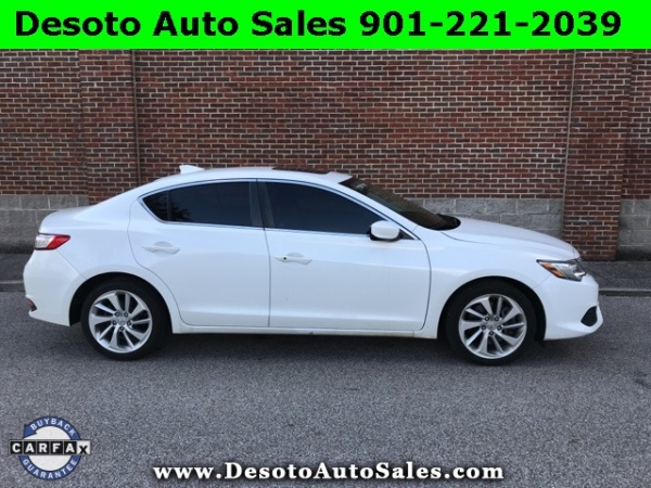 2016 Acura ILX with Premium Package