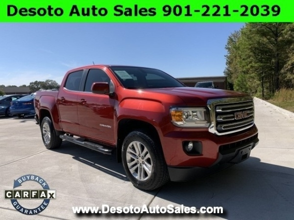2016 GMC Canyon in Olive Branch, MS