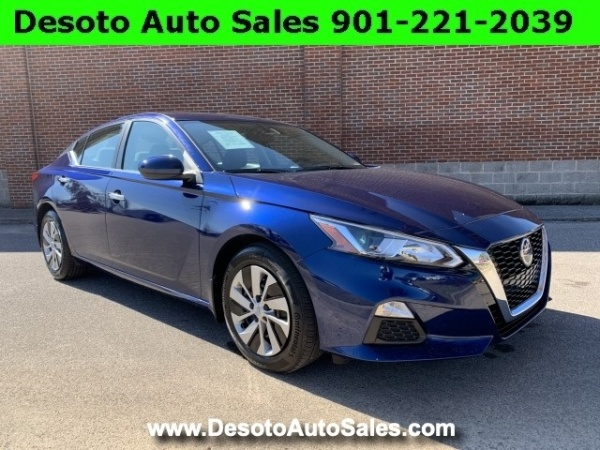 2019 Nissan Altima in Olive Branch, MS
