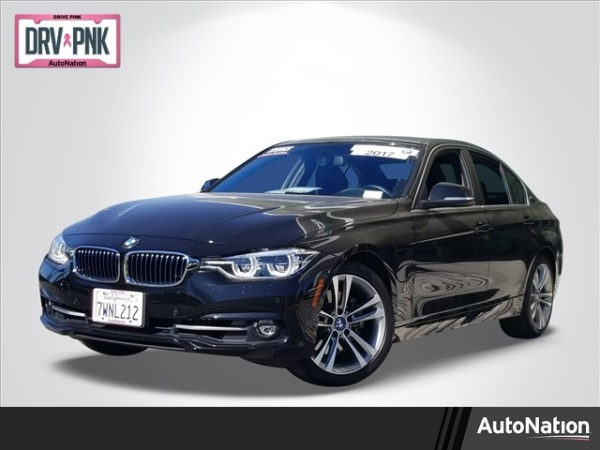 2017 BMW 3 Series in Mountain View, CA