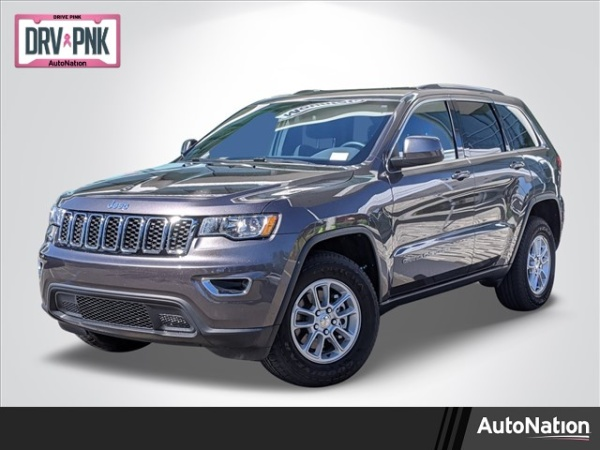 2018 Jeep Grand Cherokee in Mountain View, CA