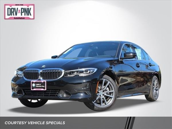 2020 BMW 3 Series in Mountain View, CA