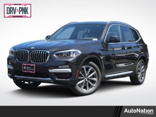 Bmw Mountain View >> 2019 Bmw X3 Xdrive30i Awd For Sale In Mountain View Ca