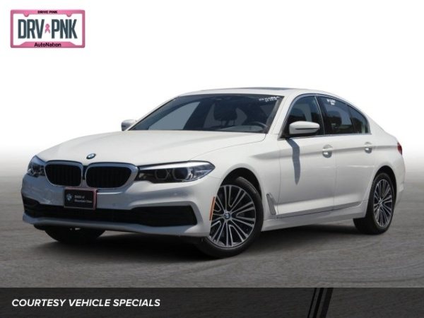 2019 BMW 5 Series in Mountain View, CA