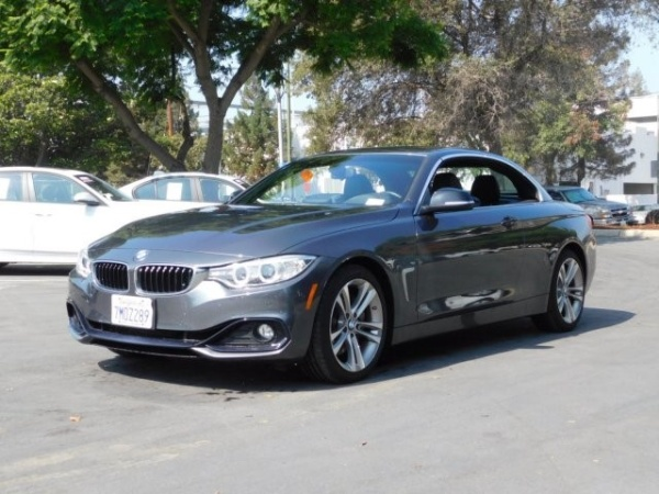 2015 BMW 4 Series 435i Convertible 34392 Mountain View CA
