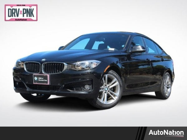 2016 BMW 3 Series in Mountain View, CA
