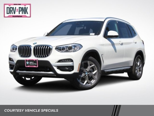2020 BMW X3 in Mountain View, CA
