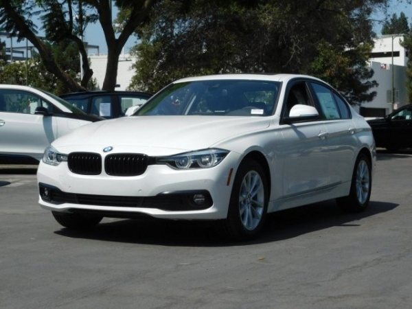 2018 BMW 3 Series 320i Sedan 35895 MSRP Mountain View CA