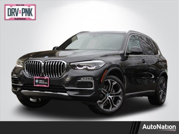 2020 BMW X5 in Mountain View, CA