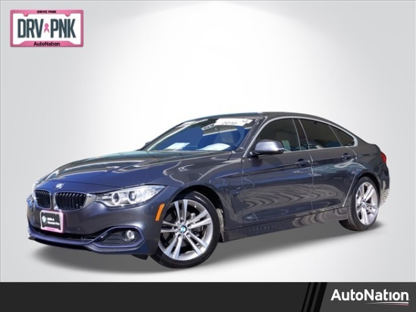 2016 BMW 4 Series in Mountain View, CA