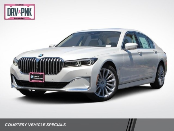 2020 BMW 7 Series in Mountain View, CA