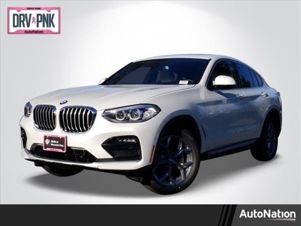 2020 BMW X4 in Mountain View, CA
