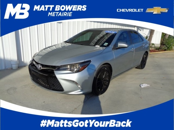 2016 Toyota Camry in Metairie, LA