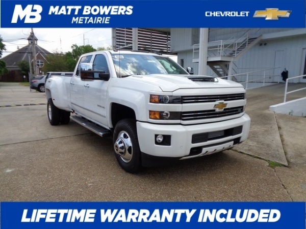 2019 Chevrolet Silverado 3500HD in Metairie, LA