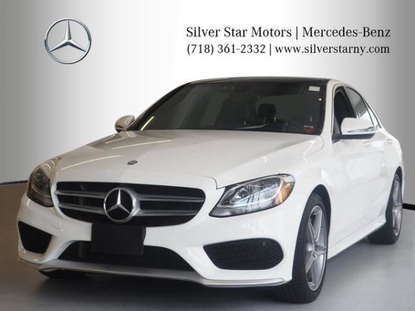 2016 Mercedes-Benz C-Class in Long Island City, NY