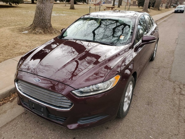 2013 Ford Fusion in Berthoud, CO
