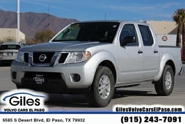 2019 Nissan Frontier in El Paso, TX