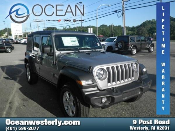 2020 Jeep Wrangler in Westerly, RI