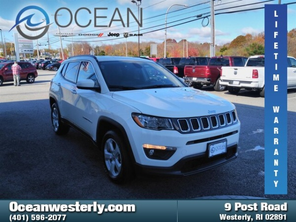 2019 Jeep Compass in Westerly, RI