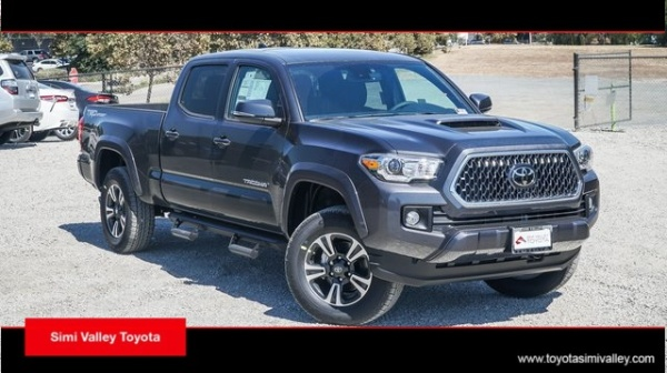 2019 Toyota Tacoma in Simi Valley, CA