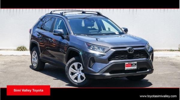 2019 Toyota RAV4 in Simi Valley, CA