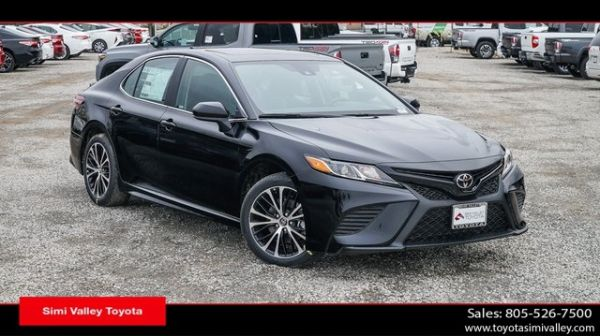 2020 Toyota Camry in Simi Valley, CA