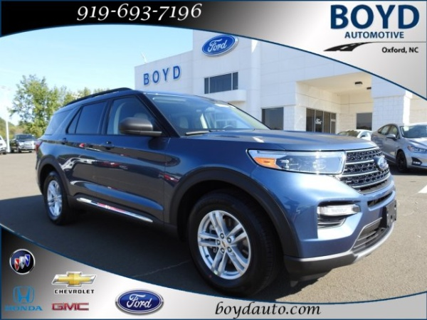 2020 Ford Explorer in Oxford, NC