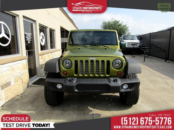 2010 Jeep Wrangler in Houston, TX