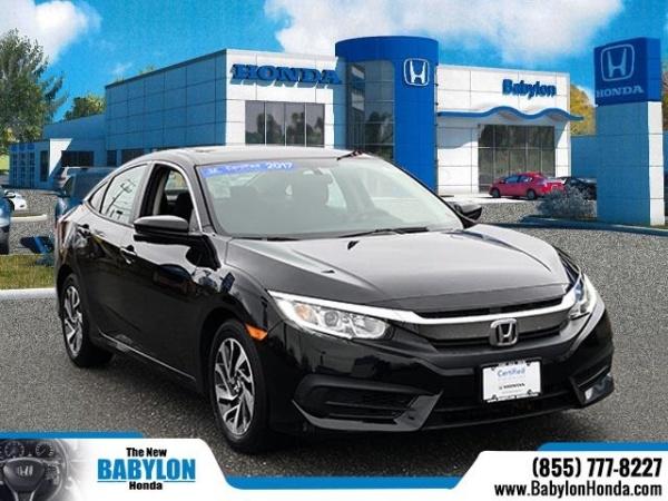 2017 Honda Civic in West Babylon, NY