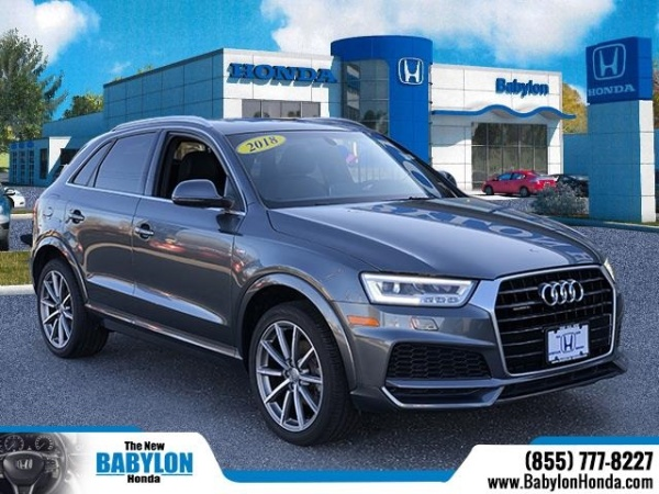 2018 Audi Q3 in West Babylon, NY