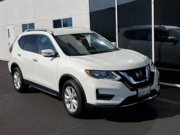 2018 Nissan Rogue in Roseville, CA