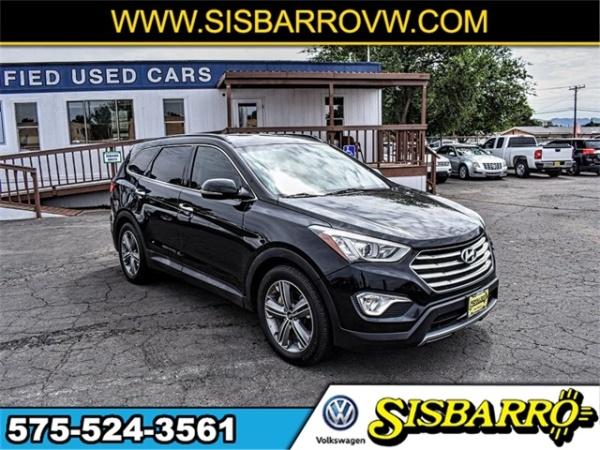 Hyundai Las Cruces >> 2014 Hyundai Santa Fe Gls Fwd For Sale In Las Cruces Nm Truecar