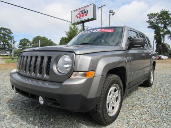 2011 Jeep Patriot in Sanford, NC