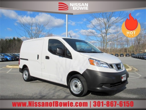 2019 Nissan NV200 Compact Cargo in Bowie, MD