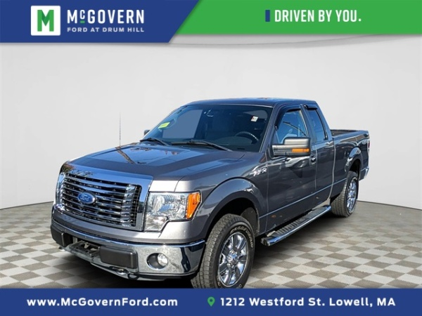 2012 Ford F-150 in Lowell, MA