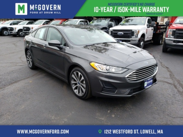 2019 Ford Fusion in Lowell, MA