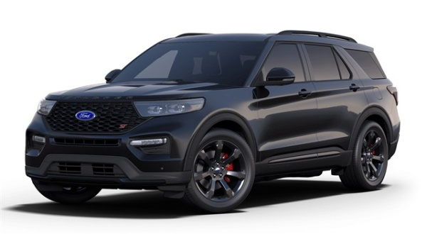 2020 Ford Explorer in Lowell, MA