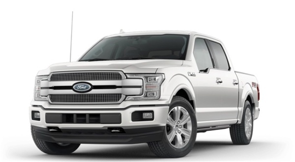 2020 Ford F-150 in Lowell, MA