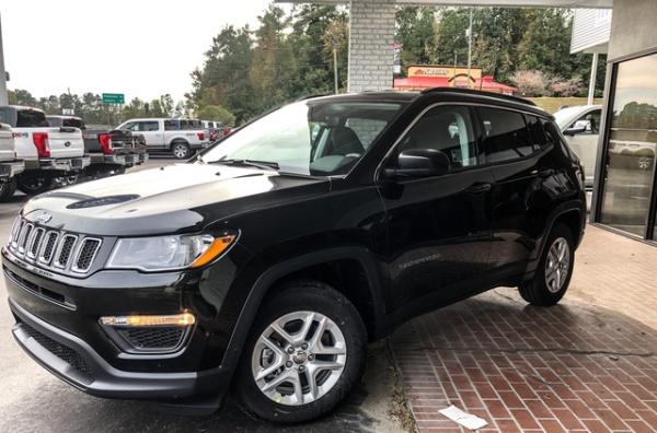 2020 Jeep Compass in Brewton, AL